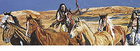 American Indians - The Gathering Rear Window Decal