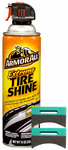 Armor All Extreme Tire Shine Aerosol (15 oz.) & Applicator Pads Kit
