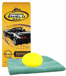Armor All Extreme Wax (16.9 oz), Microfiber Cloth & Foam Pad Kit