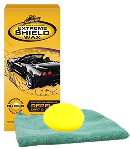 Armor All Extreme Wax 16.9 oz Microfiber Cloth & Foam Pad Kit