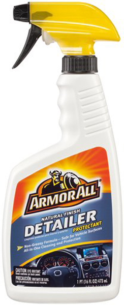 Armor All Natural Finish Detailer Protectant 16 oz.