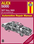 Audi 5000 Haynes Repair Manual (1977-1983)