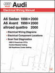 Audi A6 Electrical Wiring Manual (1998-2000)