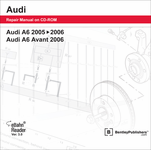 Audi A6 Repair Manual on CD-ROM (2005-2006)