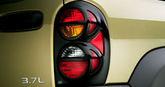 Auto Ventshade Tail Shades II - Contour Taillight Covers