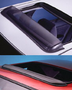 Auto Ventshade Windflector - Sunroof Wind Deflector