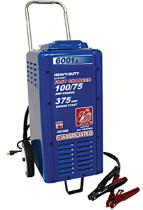 Battery Charger 6/12Volt - 100 Amp 550 Amp Boost