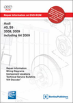 Bentley Audi A4, A5 & S5 Repair Manual on DVD-ROM (2008-2009)