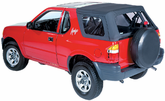 Bestop Isuzu Amigo Replace-A-Top