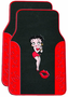 Betty Boop Carpet Floor Mats (Pair)