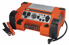 Black & Decker 500 Amp AC/DC Power Station & Air Compressor