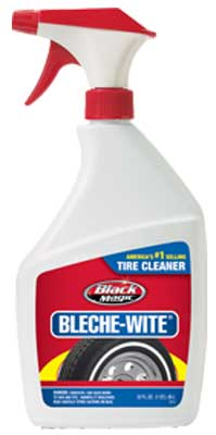 Black Magic Bleche-Wite Tire Cleaner 32 oz.