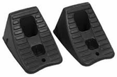 Blitz Tire Hugger™ Wheel Chocks (2 Pack)