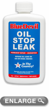 Blue Devil Oil Stop Leak & Conditioner (8 oz)