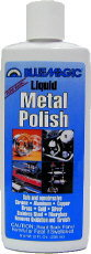 Blue Magic Liquid Metal Polish 8 oz