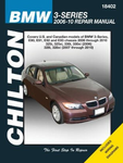 BMW 3-Series Chilton Repair Manual (2006-2010)