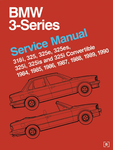 BMW 3 Series (E30) Service Manual (1984-1990)