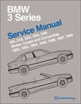 BMW 3 Series (E36) Service Manual (1992-1998)