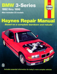 BMW 3 Series Haynes Repair Manual (1992-1998)
