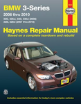 BMW 3 Series Haynes Repair Manual (2006-2010)