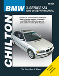 BMW 3-Series & Z4 Chilton Repair Manual (1999-2005)