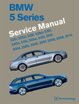 BMW 5 Series (E60, E61) Service Manual (2004-2010)