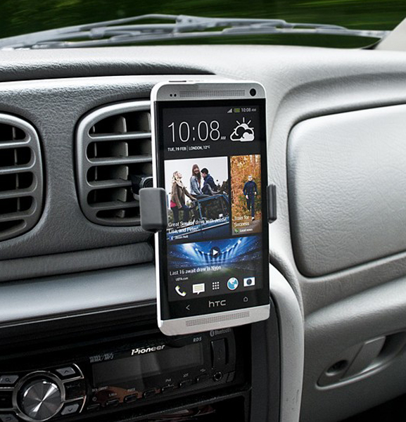 Bracketron Mi-T Smartphone GPS & MP3 Air Vent Holder
