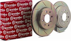 Brembo Slotted Brake Rotors