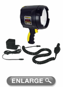 Brinkmann QBeam Max Million II 2,000,000 CP Rechargeable Spotlight