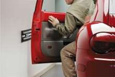 Car Door Protector for Garage Walls