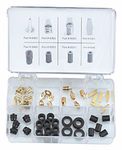 Charging Hose Seal & Depressor Repair Assortment