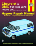 Chevrolet & GMC Full-size Vans Haynes Repair Manual (1968-1996)