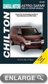 Chevy Astro (1985-2003) Chilton Manual