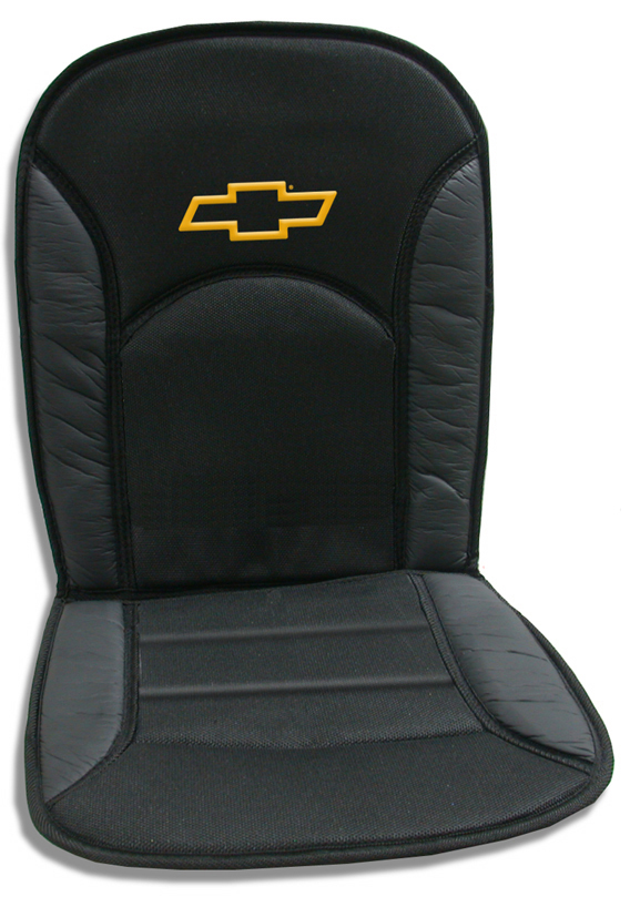 Chevy Bowtie Seat Cushion