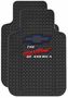 "Chevy ""Heartbeat of America"" Rubber Truck Floor Mats (Pair)"