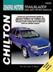 Chevy Trailblazer, GMC Envoy, Oldsmobile Bravada Chilton Manual (2002-2009)
