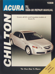 Chilton Repair Manual For Acura TL (1999-2008)