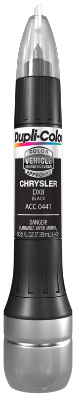 Chrysler Black All-In-1 Scratch Fix Pen - DX8 2011-2016