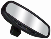CIPA Auto Dimming Rearview Mirror w/Compass