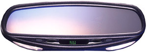 CIPA Auto Dimming Rearview Mirror w/Map Lights Compass & Temperature