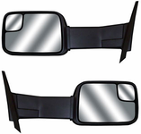 CIPA Chevy & GMC Extendable Power & Heated Side Mirrors-Pair (2007-2012)
