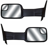 CIPA Dodge Ram Extendable Power & Heated Side Mirrors-Pair (2009-2012)