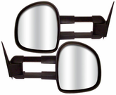 CIPA Dodge Ram Extendable Power Side Mirrors-Pair (2002-2009)