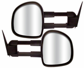 CIPA Dodge Ram Extendable Side Mirrors-Pair (2002-2009)