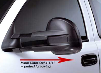 Click here for CIPA Extendable Replacement Towing Mirrors prices