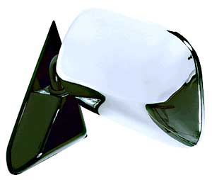 CIPA GM/Chevy Pick-Up OE Replacement Chrome Side View Mirror 1988