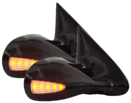 Click here for CIPA Optic LED Turn Signal Side View Mirrors Pair prices