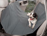 Classic Grey Rear Seat Protector
