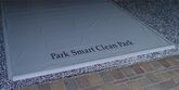 Clean Park Heavy Duty Gray Garage Mats