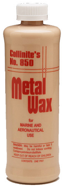 Collinite 850 Metal Wax 1 Pint